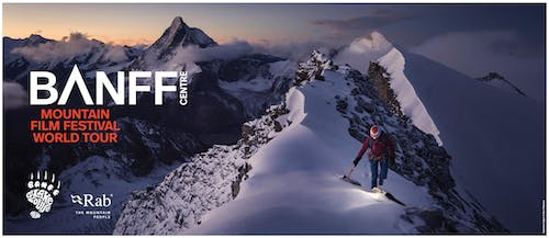 SHOW POSTPONED: Banff Centre Mountain Film Festival World Tour: Program 3
