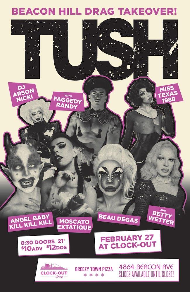 Tush!