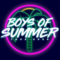 BOYS OF SUMMER TOUR 2020