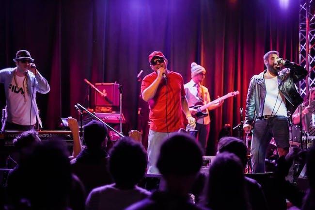 BRASS MONKEYS (Beastie Boys Tribute) with Asterhouse (Live video shoot!)