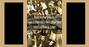 The History of Stand-up Comedy with Ritch Shydner - Special Event
