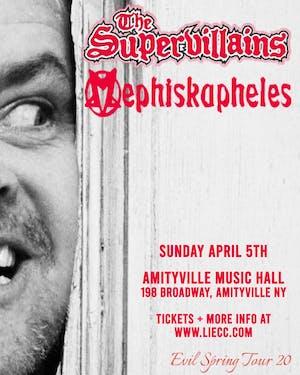 Mephiskapheles and The Supervillains