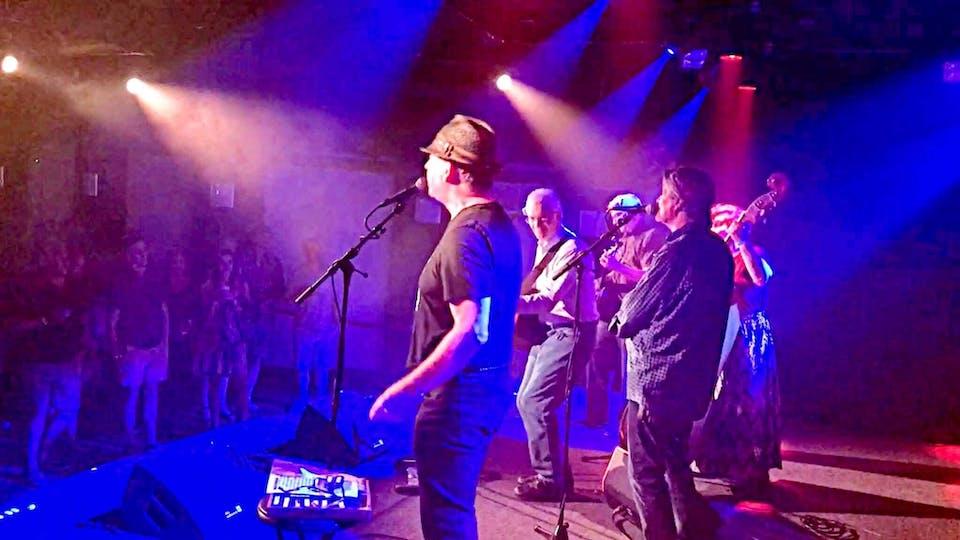 King Street Bluegrass Album Release