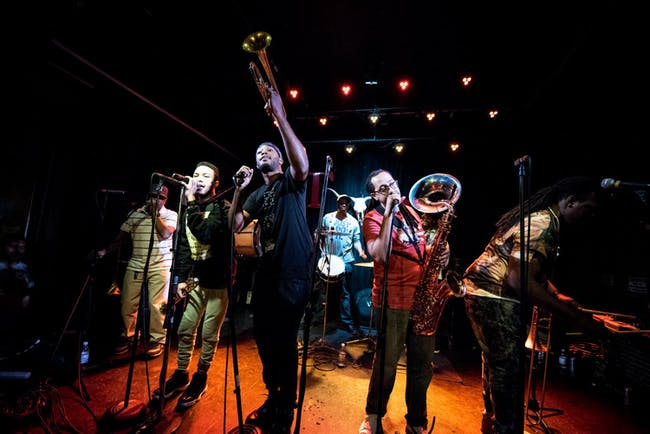POSTPONED, STAY TUNED FOR UPDATES: Rebirth Brass Band