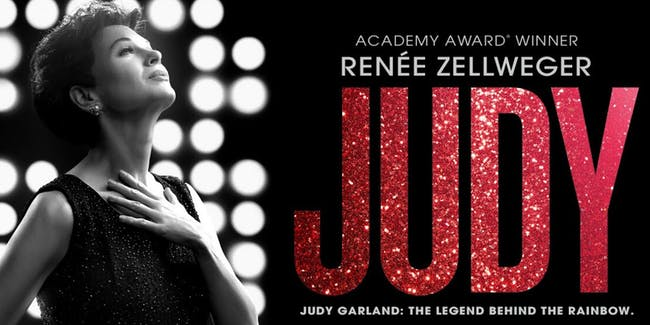 Judy (2019): Film Screening - Matinee
