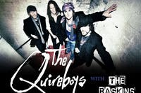 THE QUIREBOYS / THE RASKINS