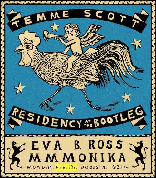 Temme Scott Residency