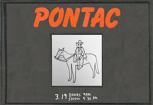 Pontac (Album Release)