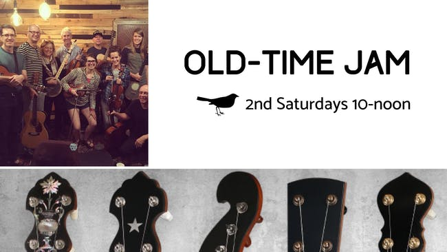 Morning Old-Time Jam
