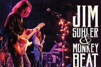 Jim Suhler and Monkey Beat with Salvation From Sundown