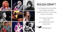 Rough Draft Songwriter Night
