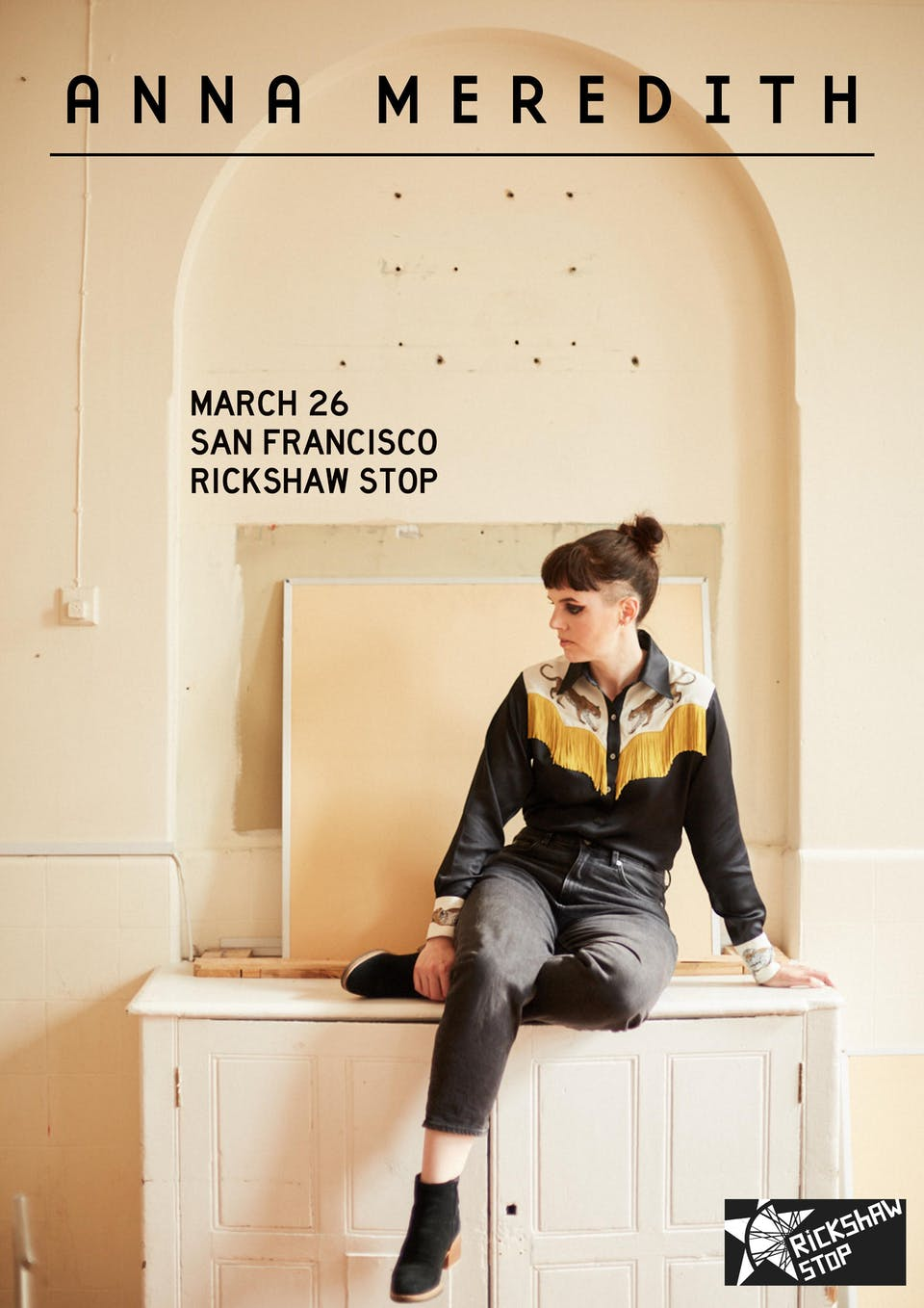 ANNA MEREDITH with support tba
