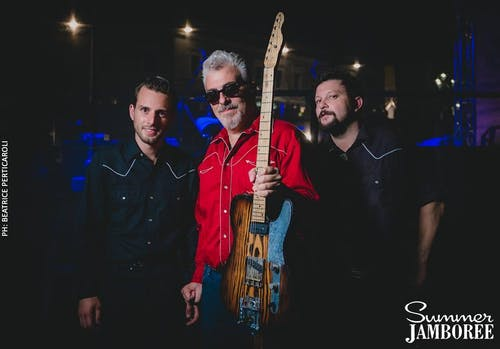 Don Diego Trio with special guest TBA