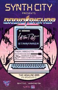 Droid Bishop, Let Em Riot, Starfarer