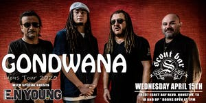 Gondwana - Lions Tour 2020 with special guests E.N Young