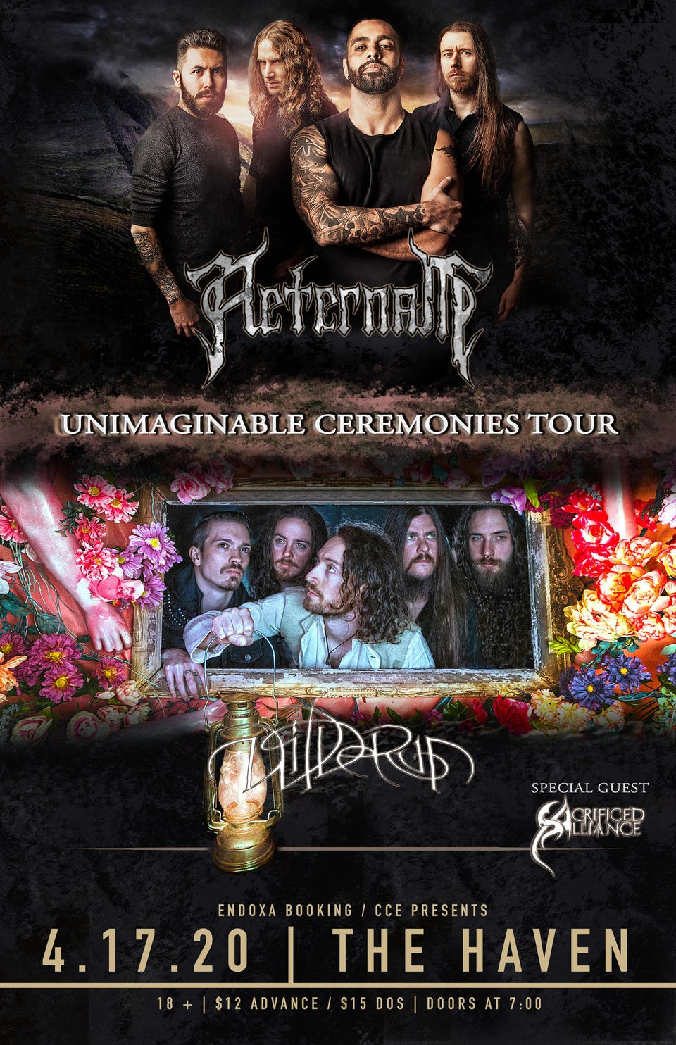 Aeternam, Wilderun, and more in Orlando