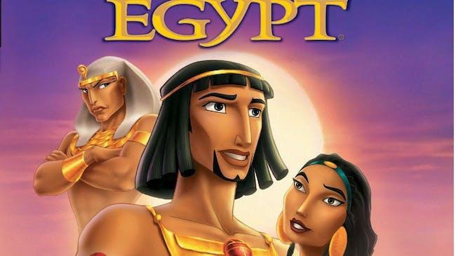 Prince of Egypt (1998) Film Screening - MATINEE