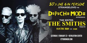 80's LIVE AND IN PERSON with Strangelove