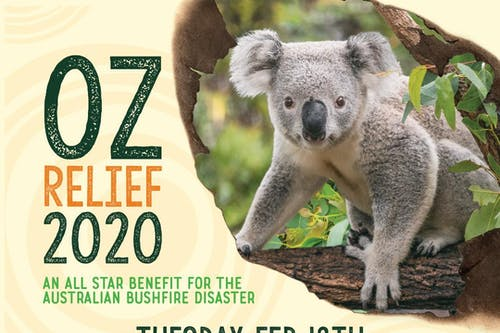"""Matt Baker Hosts""""Oz-Relief 2020"""" A Benefit for Australian Bushfire Disaster"""