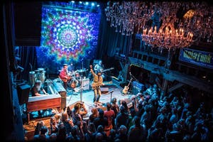 VOODOO DEAD feat. STEVE KIMOCK, JEFF CHIMENTI, GEORGE PORTER JR., AND MORE