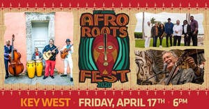 22nd Afro Roots Fest Key West
