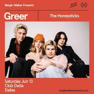 Greer • The Honeysticks