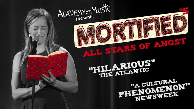 Mortified's All Stars of Angst