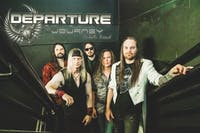 DEPARTURE: The Journey Tribute Band   Standing Room Tickets Remaining!