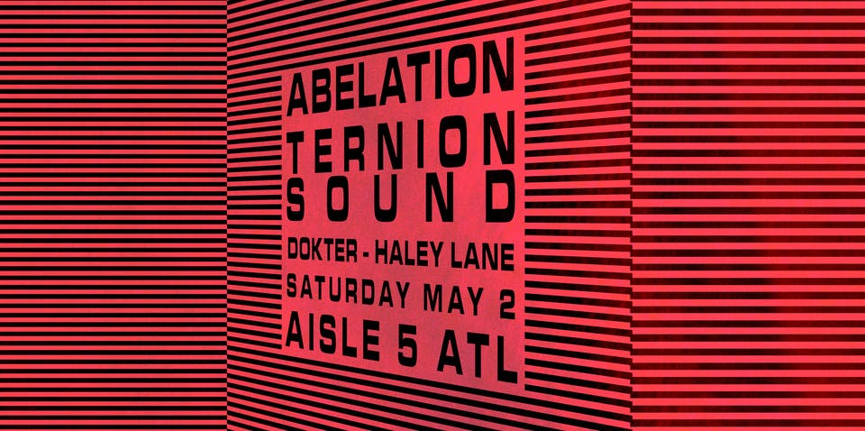 Abelation, Ternion Sound, Dokter, Haley Lane