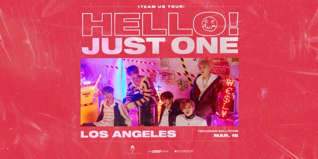 1Team US Tour: Hello!  Just One