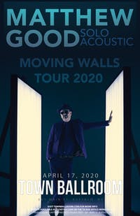 Matthew Good - Moving Walls Tour