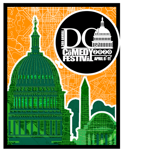 New date! DC Comedy Festival: Closing Night - Late Show