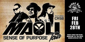 MAOLI- Sense of Purpose Tour