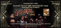 Rappers Delight 40 year Anniversary - Sugarhill Gang & Furious 5