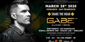 Share the Road with Special Guest Gabe