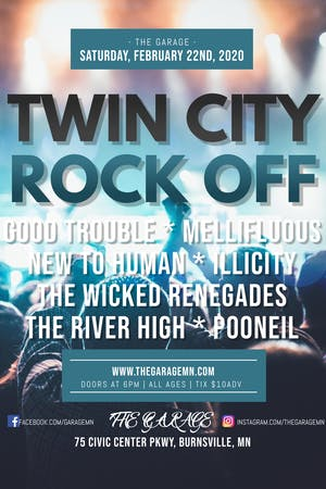 The Twin City Rock Off (Battle of the Bands)
