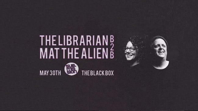 The Librarian B2B Mat The Alien