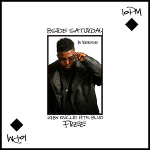 BSIDE SATURDAY WITH B REESE