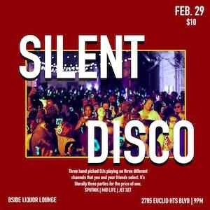 Silent Disco w / JetSet / DJ Midlife / DJ Sputnik