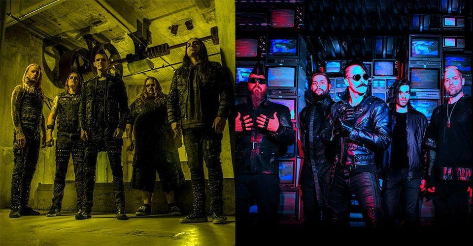 Meta X Tour: Carnifex & 3Teeth with The Browning, Skold