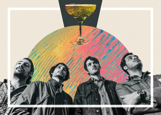 HUMAN RESOURCES w/ 2 Slices and Corsa at Drunken Unicorn