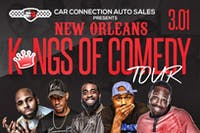 New Orleans Kings of Comedy