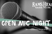 Open Mic Night with PJ & Neal