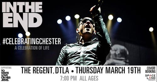 In The End: Tribute to Linkin Park (Rescheduled from 03/19/20)
