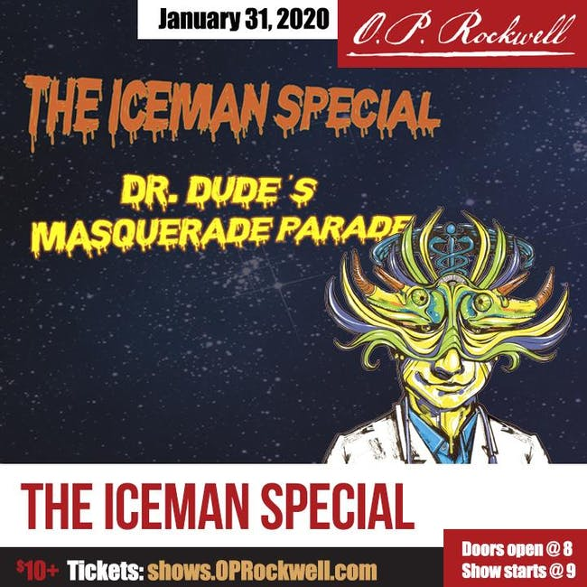 The Iceman Special