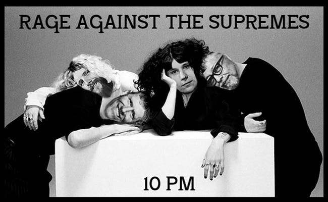 Rage Against The Supremes