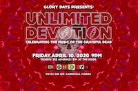 CANCELED - Unlimited Devotion - Grateful Dead Tribute ( 2 SETS!)