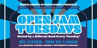 Open Jam hosted by Taylor Frederick