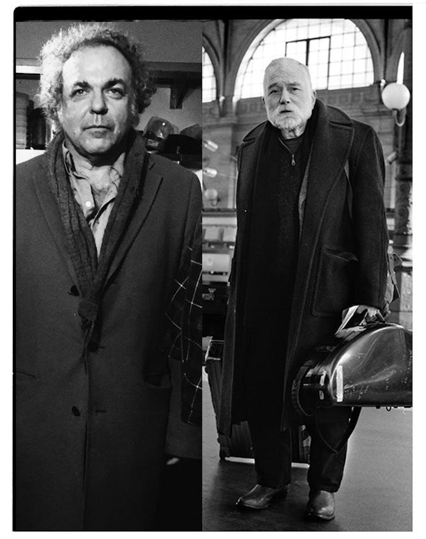 Peter Brötzmann / Jim White Duo