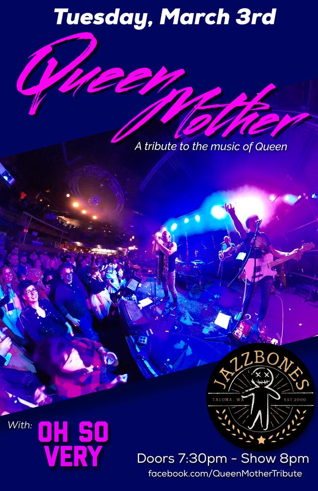 Queen Mother - A  tribute to the music of Queen